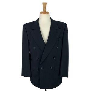 DIOR $1400 Mens Double Breasted Blazer 38R